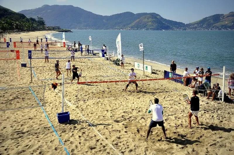 Portobello Resort (RJ) recebe o Open Beach Tennis 2017