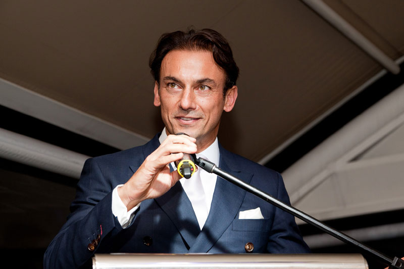 Patrick Mendes: sucessor com desafios (Foto: Renato Eck Zorn - DT)