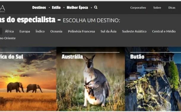 Asia Total Operadora tem novo website
