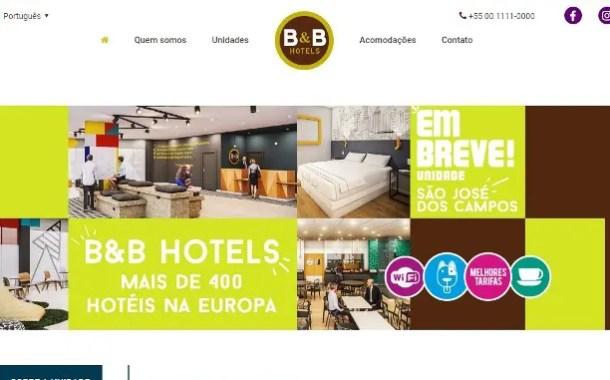 B&B Hotel São José dos Campos abre em soft opening na sexta-feira (10)