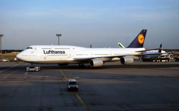 Uma brasileira na Lufthansa - (segunda parte)