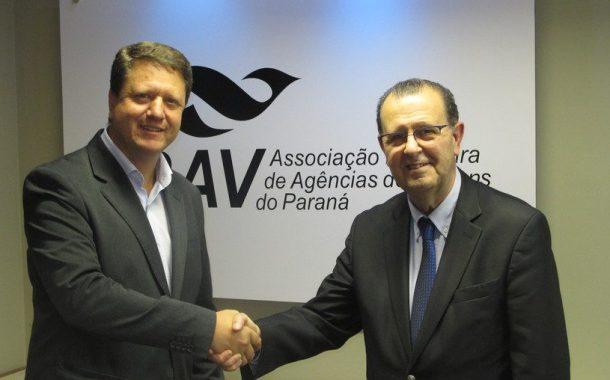 Frase do agente de viagem: Antonio Azevedo, presidente da ABAV-PR