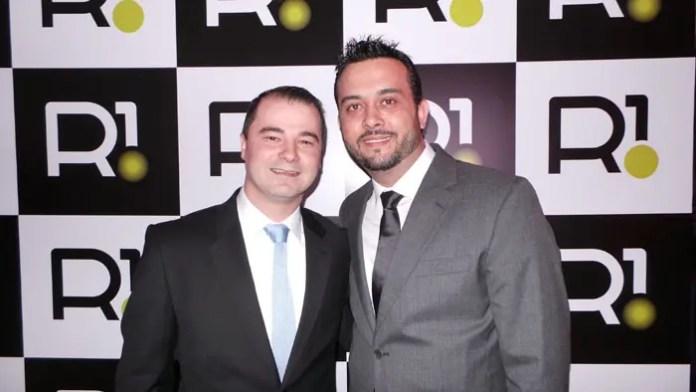 Rafaele Cecere e Rodrigo Caetano