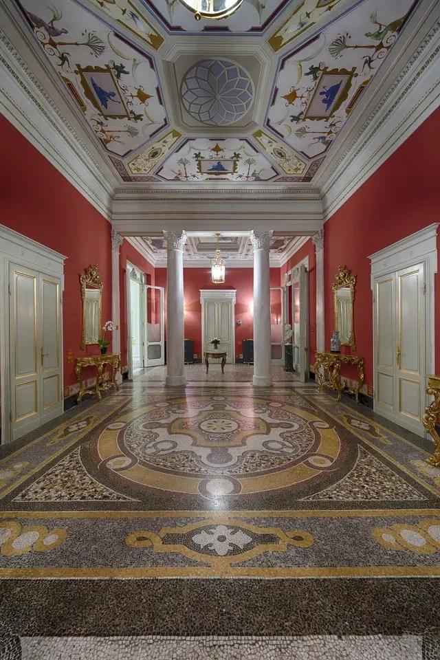 Villa Cora, Toscana, Itália (Foto: divulgação)