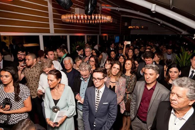 Cerca de 350 pessoas compareceram ao evento (Foto: Renato Eck Zorn - DT)