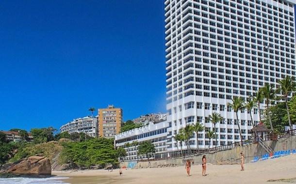 Sheraton Grand Rio roubou a praia do Vidigal