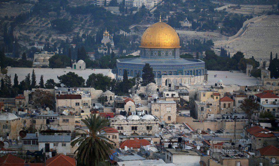 Trump reconhece Jerusalém como capital de Israel
