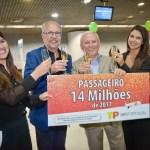 TAP bate recorde no Brasil em 2017: 14 milhões de passageiros transportados