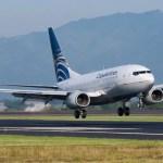 Copa Airlines divulga rota para novos destinos no Brasil