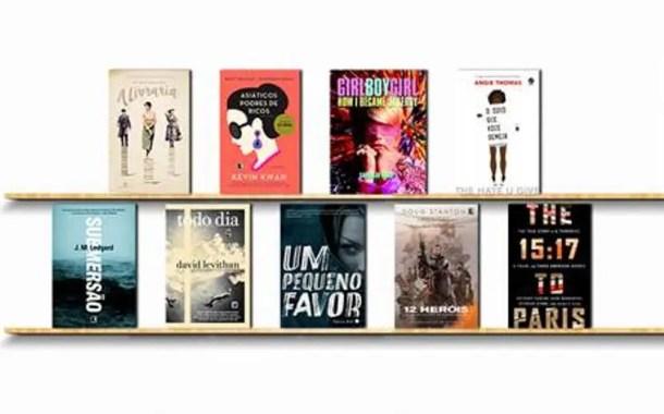 Nove livros do Grupo Editorial Record vão às telas de cinema