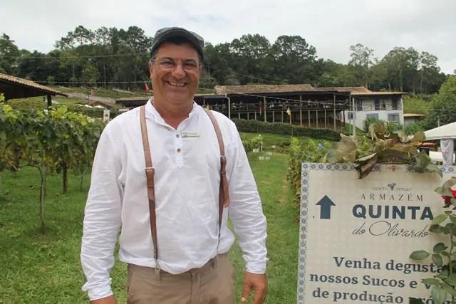 O nome que está por trás de tudo isso é Olivardo Saqui (Crédito: DT)