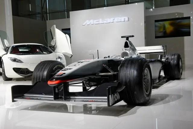 Petrobras fornecerá combustível e lubrificantes para McLaren na F1