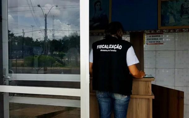 Fiscais do MTur notificam 30 meios de hospedagem em Teresina