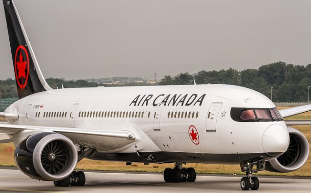 Air Canada reporta Lucro Operacional de CAD$1.364 bilhão em 2017
