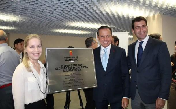 Prefeitura de São Paulo inaugura Secretaria da Fazenda no Edifício Othon