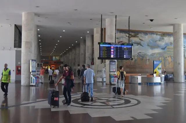 Carnaval movimenta aeroportos da Infraero