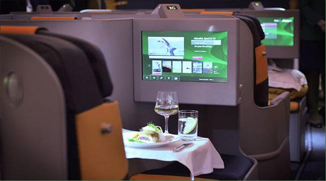 Alitalia muda de aeronave e aumenta número de assentos de voos a partir do Rio de Janeiro