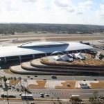 Aeroporto Internacional do Recife anota crescimento na movimentação de passageiros