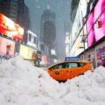 Tempestade de neve fecha escolas e prejudica transportes no nordeste dos EUA