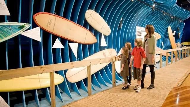 Australian National Surf Museum – Torquay, Austrália (Crédito: divulgação)