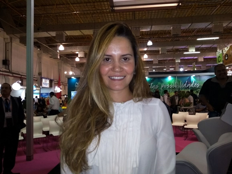 Nathalia Lacava, Client Solutions Manager do Instagram.
