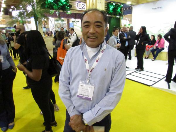 Edison Chirayama, diretor de Hospitalidade do Búzios Beach Resort