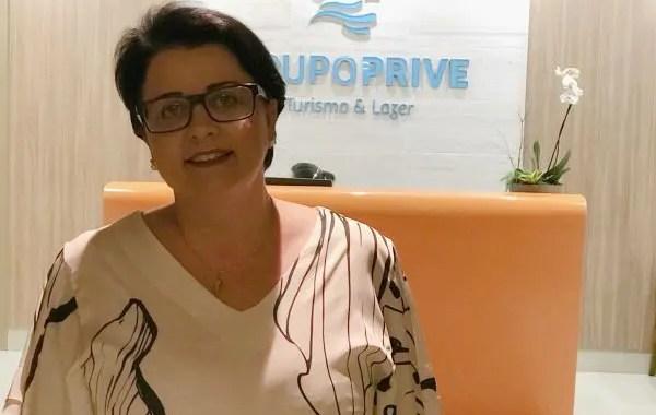 Daniela John Giaretta é a nova gerente de Operações Comerciais do Prive Hotéis & Parques