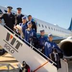 Azul tem mais de 200 vagas para comissários de bordo