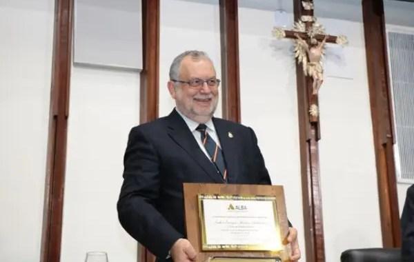 Diretor da Air Europa no Brasil é homenageado com título de Cidadão Baiano