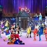 Primeiras apresentações do ' Maravilhoso Mundo de Disney On Ice' são canceladas