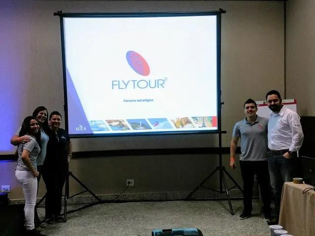 GTA treina secretárias em parceria com a Flytour Higienópolis