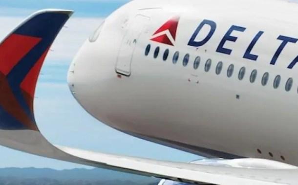 Delta Air Lines teve lucro líquido de US$ 1,6 bilhão no segundo trimestre