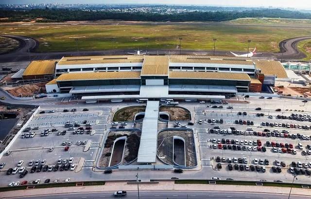 Aeroporto Eduardo Gomes passa por reformas