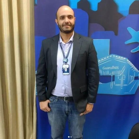 """Ricardo Balcone, diretor de turismo de Guarulhos: """"o turismo é prioridade no município."""""""