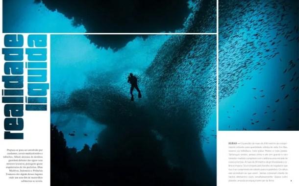 Teresa Perez lança novo livro de viagens com imagens e textos de alto nível