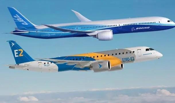 Sindicato pedirá veto do governo à venda de 80% da Embraer à Boeing