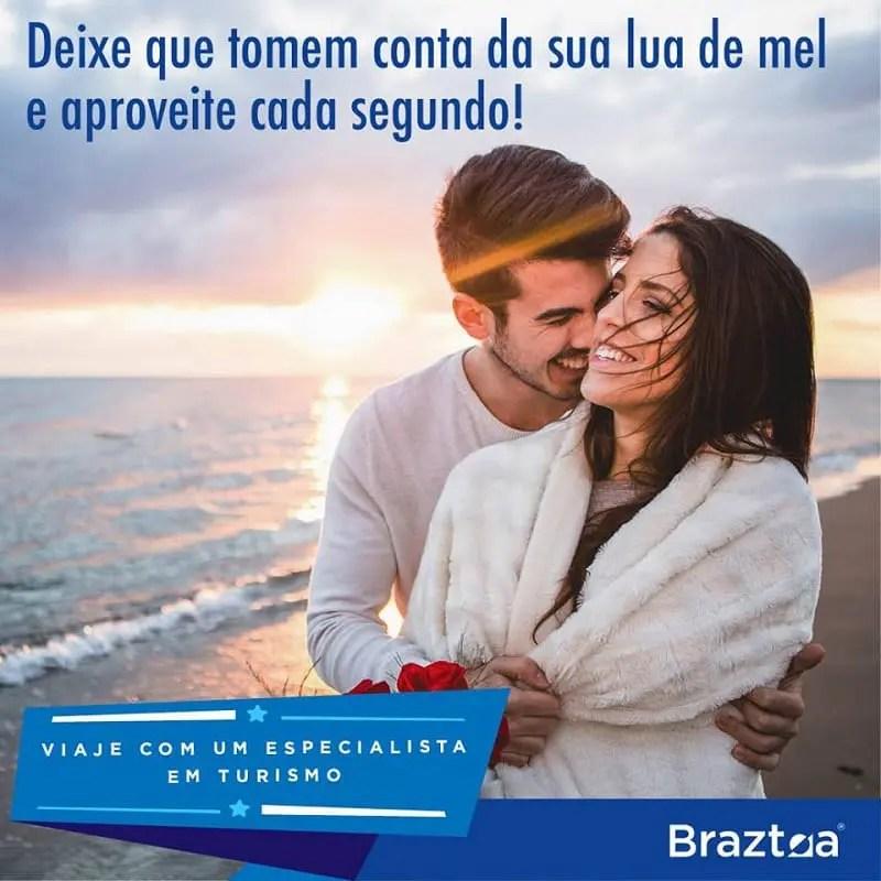 Braztoa lança campanha para incentivar compra de pacotes com especialistas