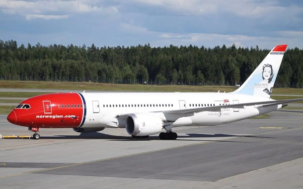 Norwegian autorizada pela Anac a voar entre Brasil e Europa