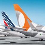GOL e Air France-KLM oferecem voos para Europa a partir de Congonhas