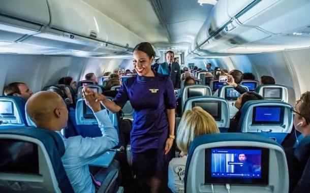 Delta Air Lines abre vagas para contratar comissários de bordo