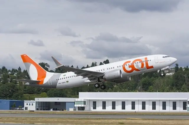GOL amplia voos diretos entre Campinas e Brasília
