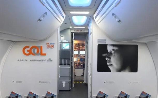 2ª edição do GOL Mostra Brasil apresenta arte a mais de 20 mil voos