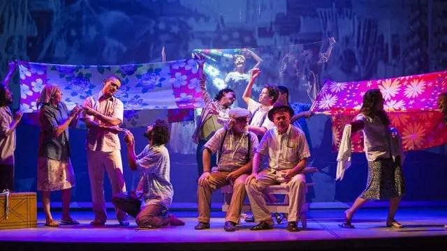 Ceará Show: O musical promove sessão acessível para pessoas com deficiência visual e auditiva