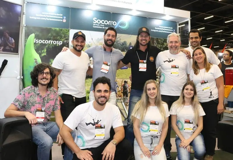Socorro expõe roteiro  diversificado na Adventure Sports Fair