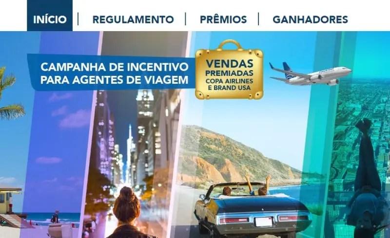 Copa Airlines e Brand USA lançam campanha para agentes de viagens