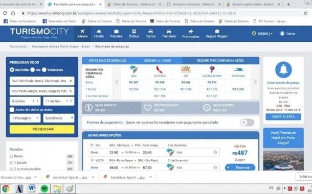 Buscador de voos da Argentina chega ao Brasil