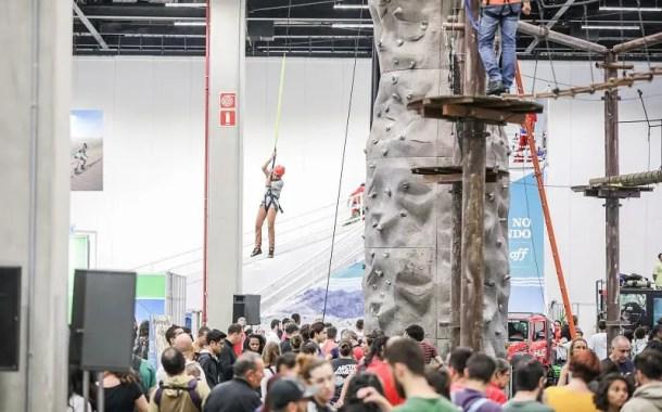 Adventure Sports Fair reúne marcas e especialistas do turismo de aventura