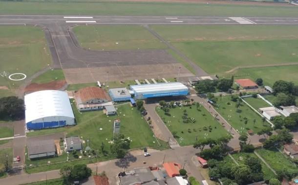 Aeroporto de Ponta Porã receberá obras na sinalização na pista