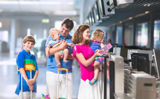 Estudo do AlugueTemporada revela que 70% dos viajantes acreditam que crianças influenciam na escolha da viagem