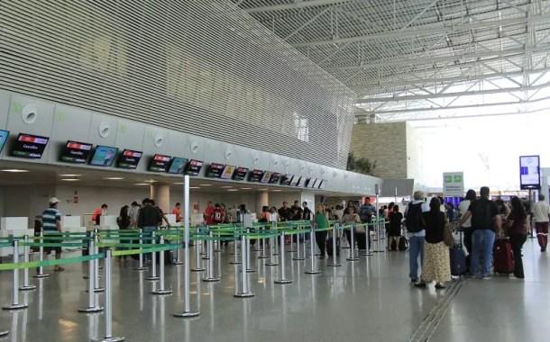 Aeroporto de Natal espera movimento de 35 mil passageiros no feriado prolongado